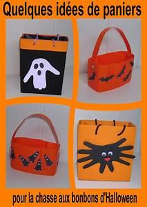 Idée Pour Halloween : id es de paniers pour halloween ~ Melissatoandfro.com Idées de Décoration