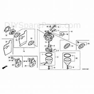 Honda Izy Hrg 415 Sd Lawnmower  Hrg415c3