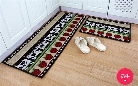 tapis sol cuisine tapis de cuisine antiderapant lavable cuisine naturelle