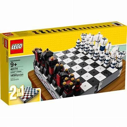 Lego Chess Iconic Sets