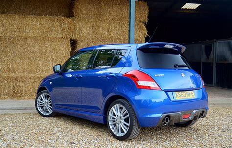 Suzuki Swift Sport 5door Review  Reviews Testdriven