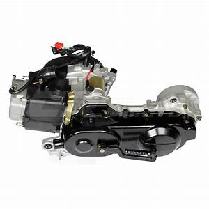 Brand New Gy6 50cc 4 Stroke Short Case Engine 1p39qmb Kit For Gas Scooters
