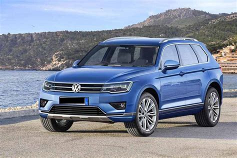 2017 Volkswagen Touareg by 2017 Volkswagen Touareg Release Date Specifications