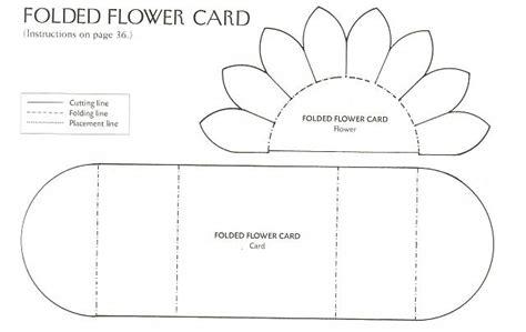 Paper Sunflower Template