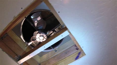 chic air vent attic exhaust fan  air vent