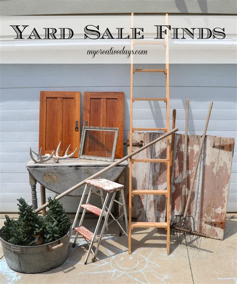 Yard Furniture Sale by Yard Sale Finds Upcycling Bricolage Diy D 233 Coration Diy