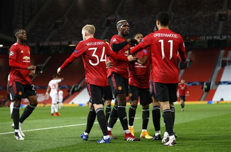 Manchester United player ratings vs Red Bull Leipzig - The ...