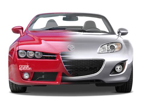 New Mazdaalfa Romeo 'distinctly Styled Roadsters