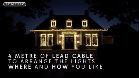 lumineo led cluster lights lumineo led cluster lights youtube
