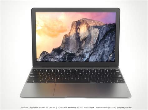 amac book air macbook air gets a redesign might appear in gold and