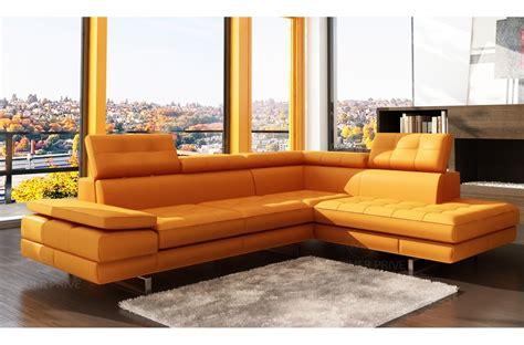 canap orange canap mobilier privé