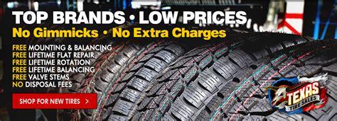 texas tire sales tires wheels auto repair