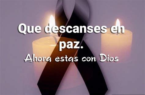 Imagenes Cristianas Que Descanses En Paz