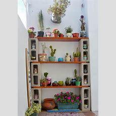 Estantes Para Plantas, Ideas Macetas Y Estanterias Para Interior Disenocasa