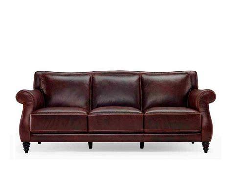 Natuzzi Brown Top Grain Leather Sofa B872  Natuzzi Sofa Sets