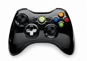 New 'Chrome Black' Xbox 360 Controller Coming Next Month ...