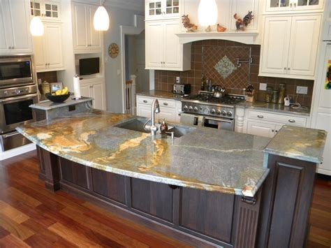 granite countertops and cabinets waterfall countertop granite countertops marble