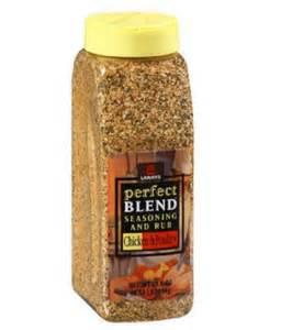 Perfect Blend Seasoning and Rub
