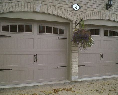chi carriage house stamped garage door ancro