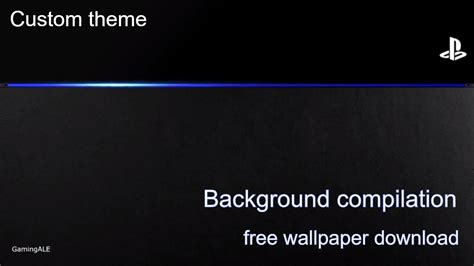 Change Ps4 Background Ps4 Pro How To Change Wallpaper And Background Hd Boost