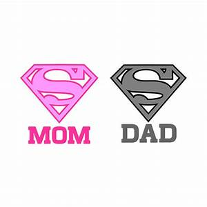 Mommy clipart super dad - Pencil and in color mommy ...