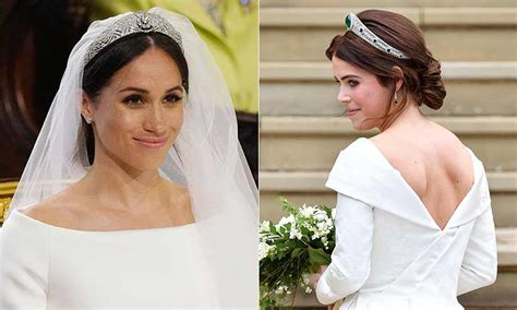 How Princess Eugenie And Meghan