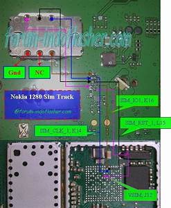 Digital Ghost  Nokia 1280 Sim Full Track