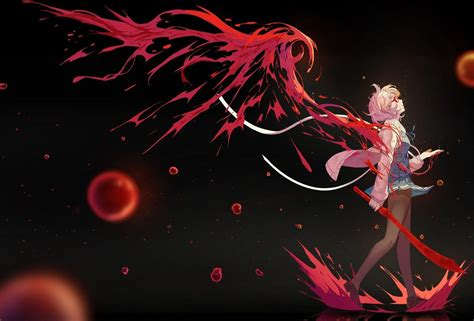 Kyoukai No Kanata Wallpapers Wallpaper Cave