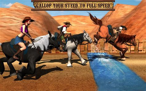 horse games racing android horses