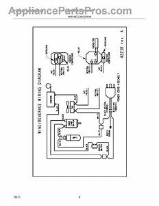 Parts For Electrolux E24wc48eps0  Wiring Diagram Parts