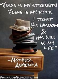 Jesus is my strength!