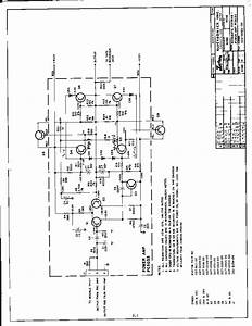 Kustom Pc5033 Power Amp Sch Service Manual Download  Schematics  Eeprom  Repair Info For