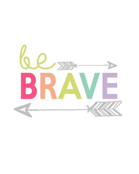 rustic wood signs be brave printable day 12 prints series the