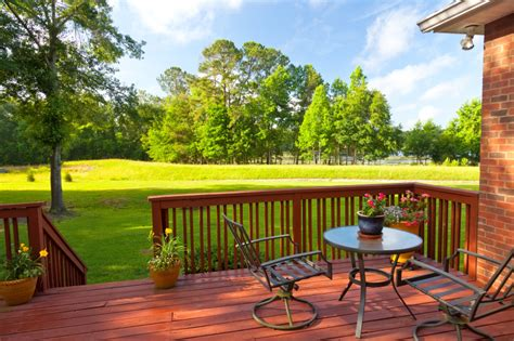 how much does a backyard deck cost modernize