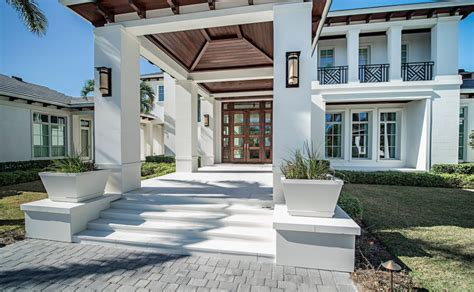 square foot home  naples florida homes   rich