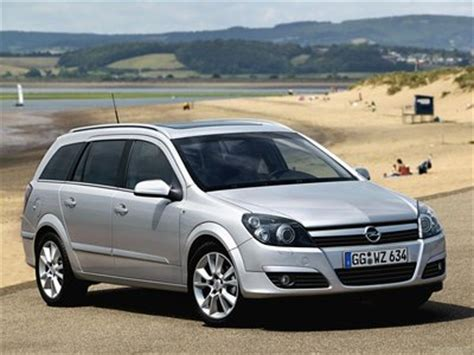 Planet D'cars 2004 Opel Astra Station Wagon