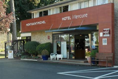 hotel mercure mont michel