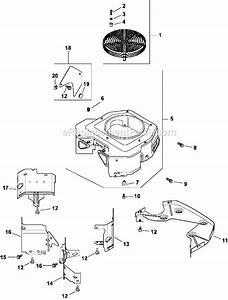 Kohler Engine Electrical Diagram Cv23