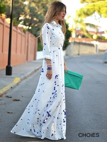 choies limited edition lets wander maxi dress choies