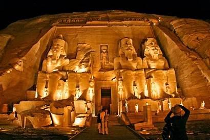 Egypt Ancient Wallpapers Simbel Abu Pyramids Egyptian