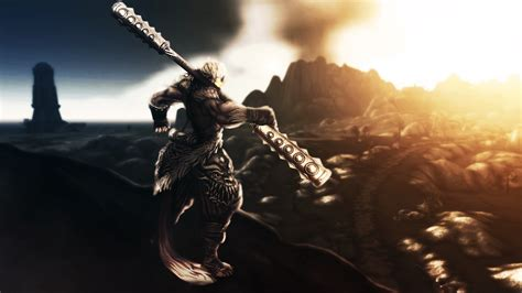 sun wukong wallpaper gallery