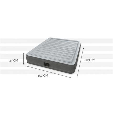 materasso gonfiabile elettrico materasso gonfiabile elettrico a 2 piazze intex grand confort