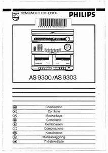 Philips As9300 Hifi System Download Manual For Free Now