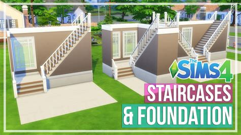 free modern house plans the sims 4 staircases foundation