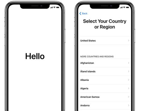 how do i set up my new iphone how to set up iphone xs and iphone xs max the right way how d