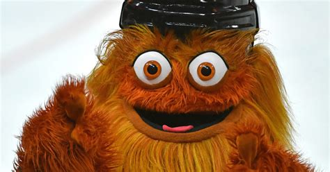 gritty bad philadelphia philly thing flyers happen things agent orange mascot usa trump head assault vindicated police kid did uniquely