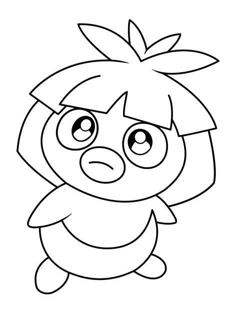 Free Coloring Pages Of Pokemon Gold