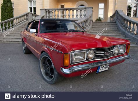 rare ford taunus gxl coupe  front    mansion
