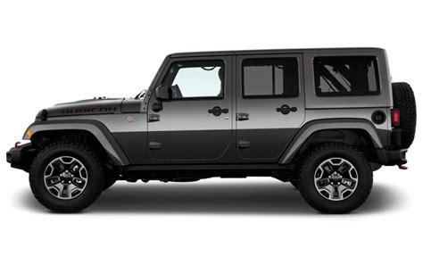 Comparison  Jeep Wrangler 2017 Unlimited Rubicon Hard
