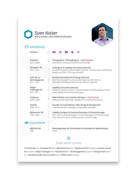 professional resume design for non designers 10 cool resumes made by professional graphic designers